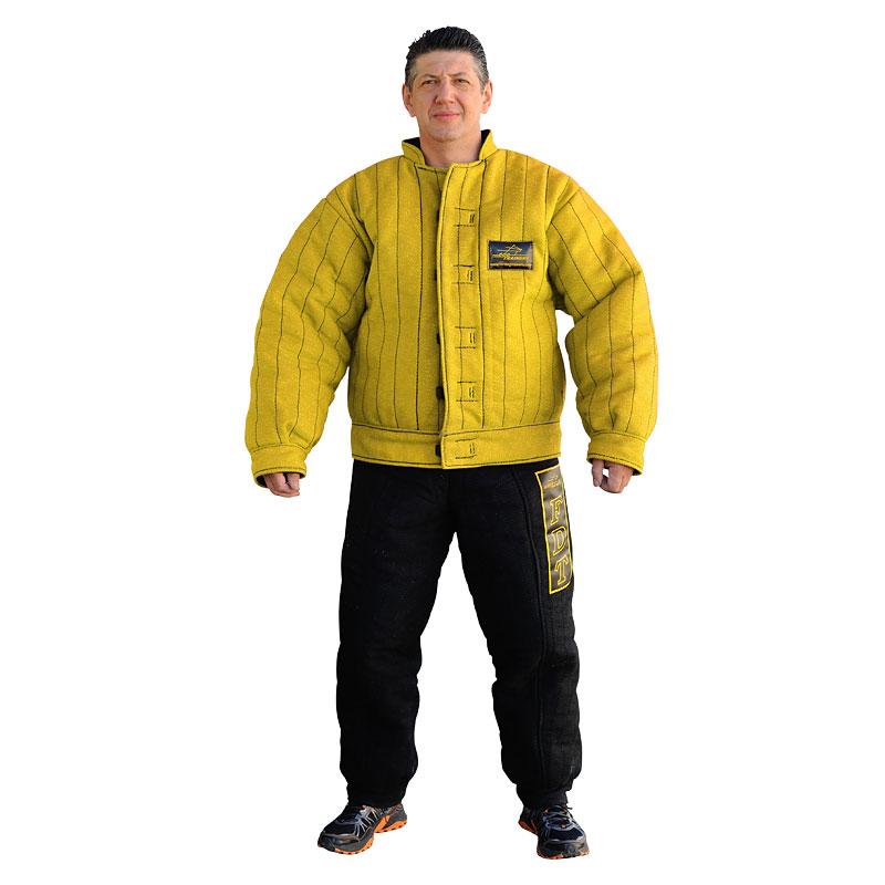 Vêtements de protection pour maître-chien et homme d attaque ac65ff2743e