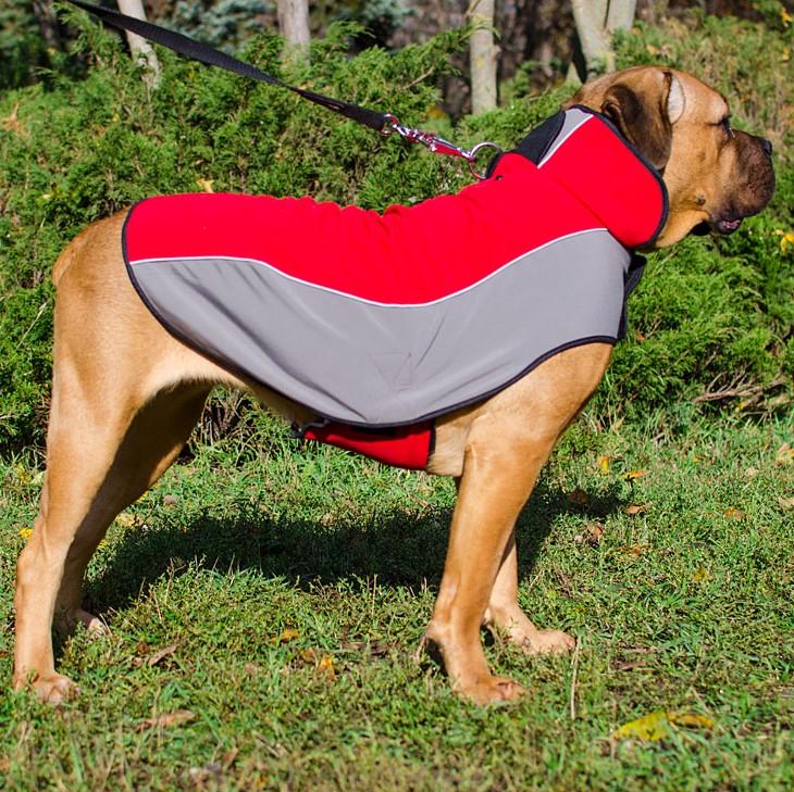 «cape Pour Nylon Manteau Calorifuge Corso Harnais Chien En Cane q81IIxdw